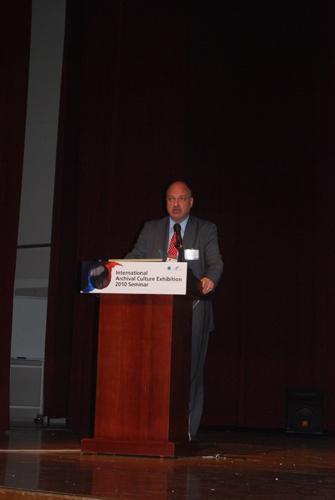 Conference speaker David Leitch, ICA SG