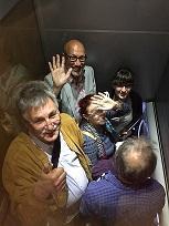 Elevator pitch members