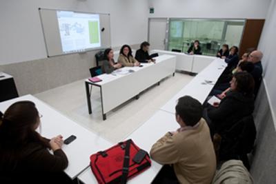 Meeting to present the activities of SAR / Réunion de présentation d'SAR