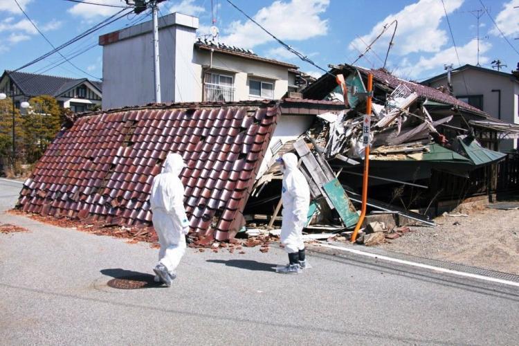 Tomioka-cho Fukushima photo by SHINSHU HIDA