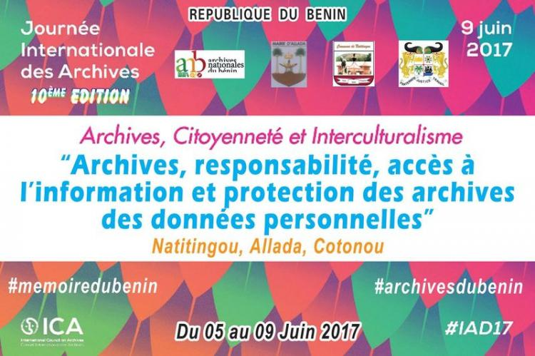 Archives nationales Bénin IAD17