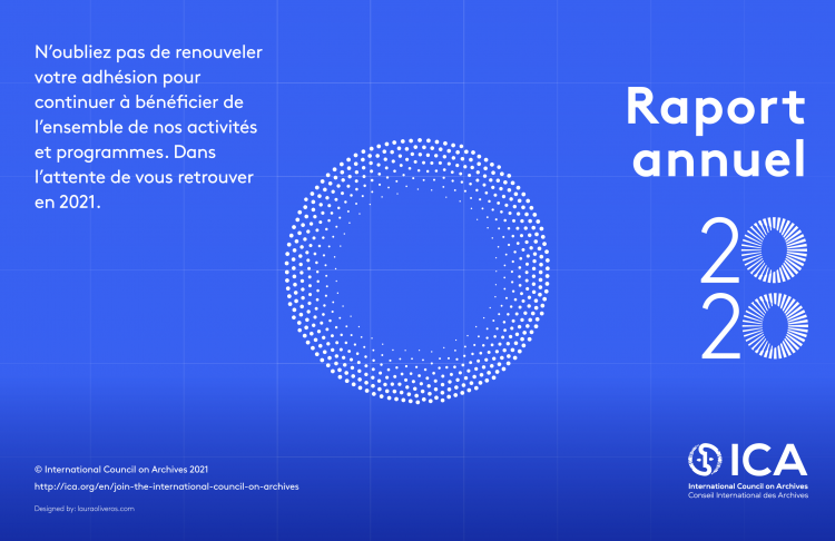 ICA Rapport Annuel 2020 Cover