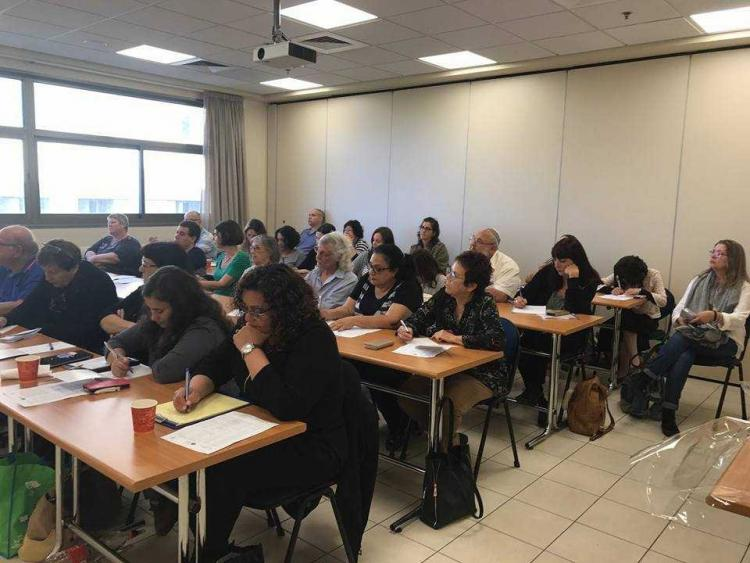 SPA news: Regional archival training courses in Israel