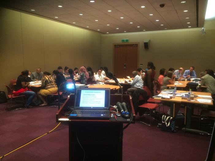EGABE Workshop Congress 2016