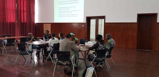 EGABE workshop in ICA Yaounde 2018 - 1