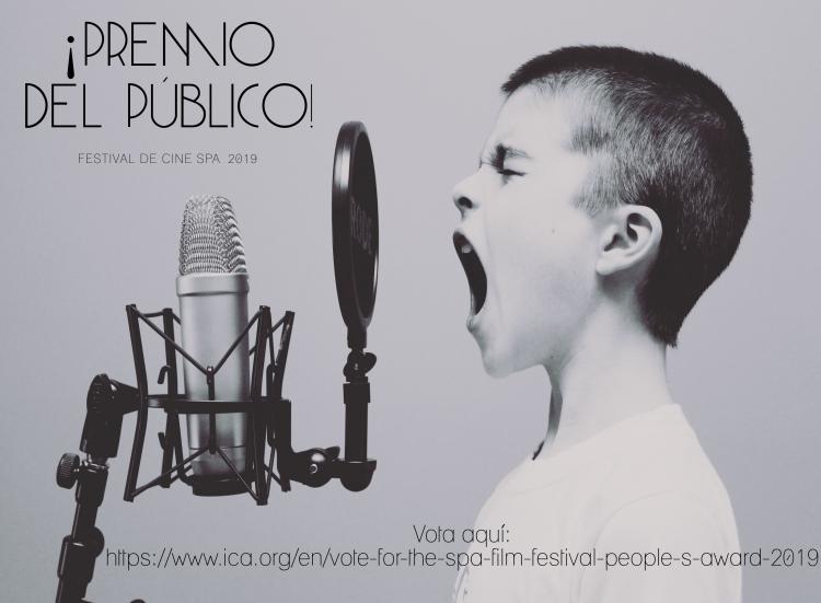 Poster premio del público