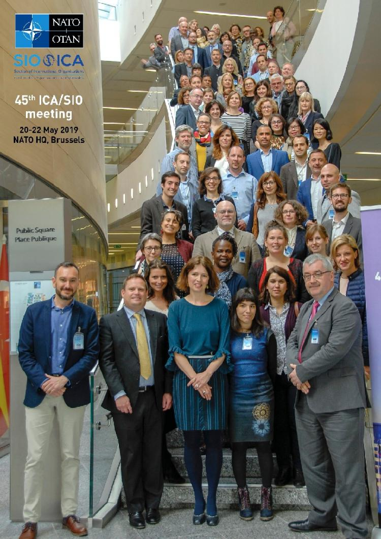 Group Picture 45th SIO Meeting 21 May 2019