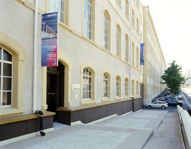 Archives Municipales de Marseille, entree