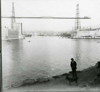 Vue du port, collection des Archives Municipales de Marseille