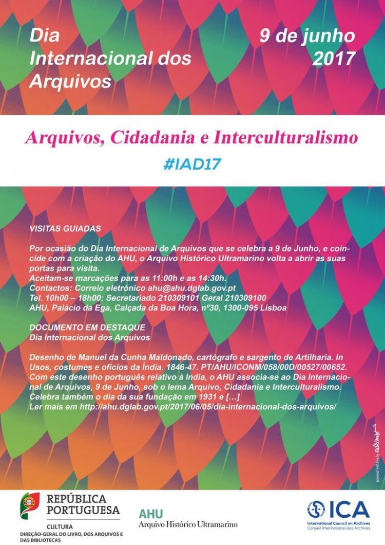 Arquivo Histórico Ultramarino (DGLAB) Portugal IAD17 Programme