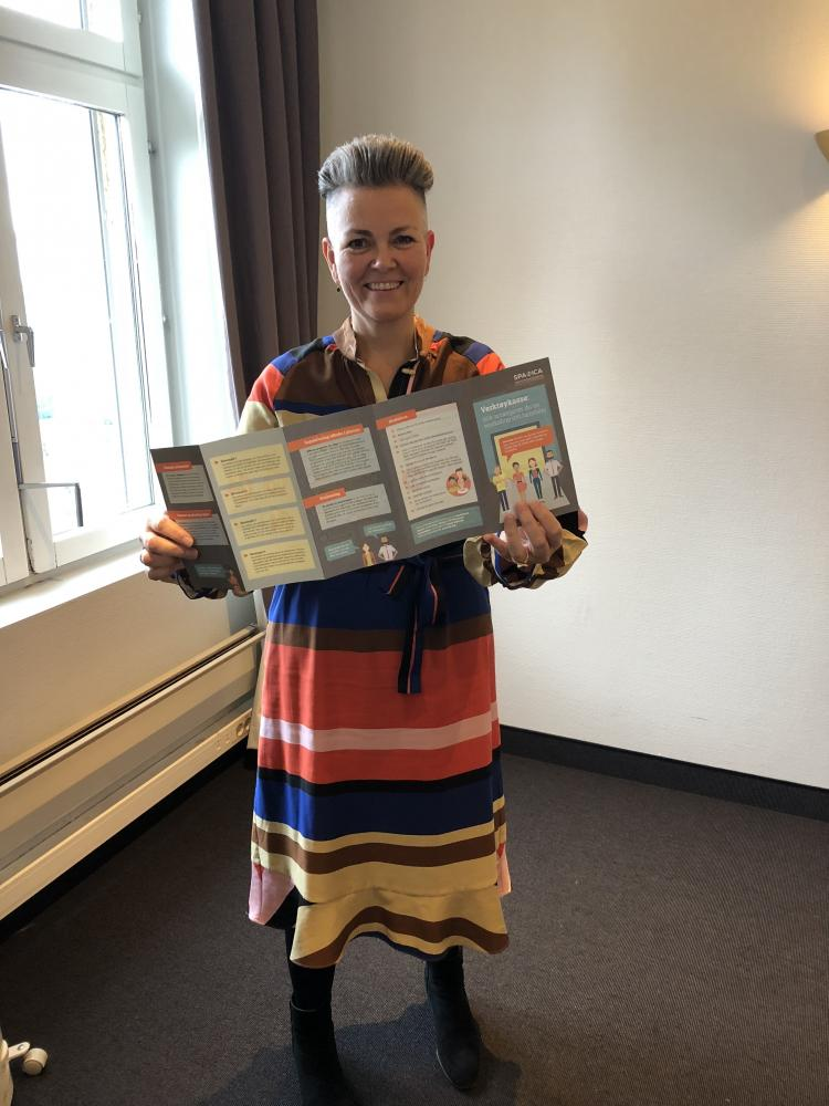Experience on using the toolkit on holding an elevator pitch workshop on Norway