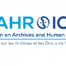 Section on Archives and Human Rights logo
