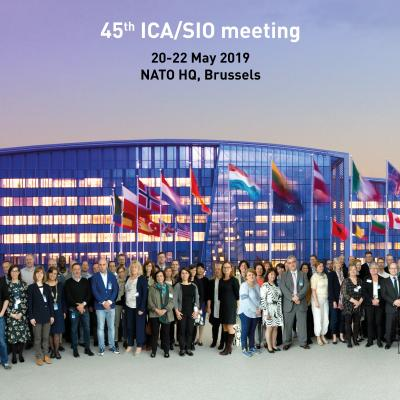 45th SIO-NATO Archives Committee meeting Group Picture