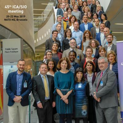 45th SIO Meeting Group Picture 21 May 2019