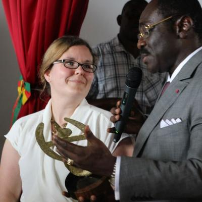 Signature MoU ICA Yaounde 2018, May 2018, Anthea Seles Narcisse Mouelle Kombi copyright ICA