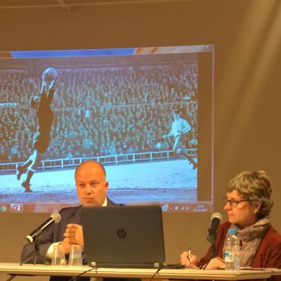 Let's do sport, do archives. Enric Cobo Barri, Head of Catalan Archives Services