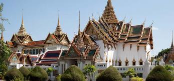 Vietnam grand palace
