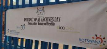 Botswana National Archives IAD2016