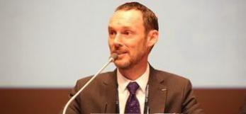 David Fricker ICA President 2016, Seoul Congress