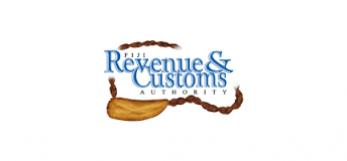 Fiji Revenue & Customs Authority logo 2017 all rights reserved