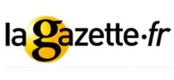 La Gazette des COmmunes, Logo 2017, all rights reserved