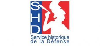 Service historique de la défense logo, tous droits réservés
