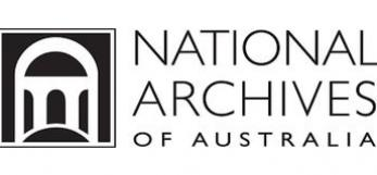 National Archives Australia logo 2017, all rights reserved