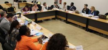 PCOM meeting Arusha, 2017