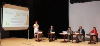 round table Electronic archive present and future, KHANTY-MANSIYSK Archives, 9 June 2016