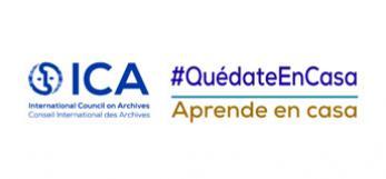 #QuedateEnCasa, ICA logo, by Yohane Udino